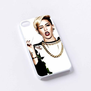 miley cyrus smile iPhone 4/4S, 5/5S, 5C,6,6plus,and Samsung s3,s4,s5,s6