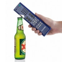 Clicker™ Bottle-Opening Universal Remote