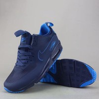 Nike Air Max 90 Mid Wntr Fashion Casual Sneakers Sport Shoes-7
