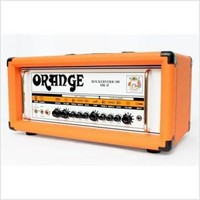 Orange Rockerverb 100 Mark II 100-Watt Guitar Amp Head | Hello Music