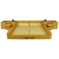 Mariani For Pace Leather King Bed