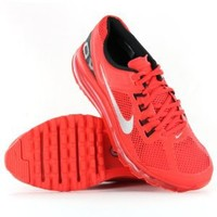 Nike Air Max 2013 GS Red Youths Trainers:Amazon:Shoes & Accessories
