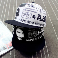 Hip-hop Korean Star Hats Summer Baseball Cap [9571151687]