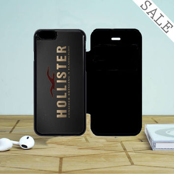 New Nwt Hollister Hco 2 Muscle Cool iPhone 5 Flip Case