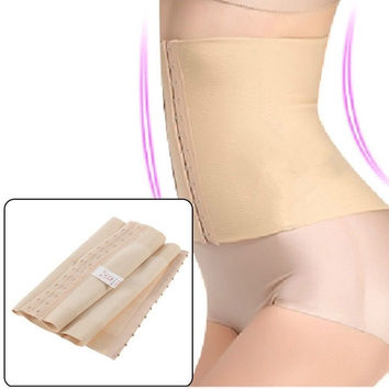 Body Tummy Belly Slimming Thinner Band Belt Waist Cincher Shaper Corset = 5617790401