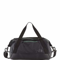 The North Face Apex Duffel Gym Bag, Asphalt Gray