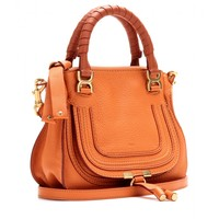 mytheresa.com -  Baby Marcie leather tote  - Luxury Fashion for Women / Designer clothing, shoes, bags