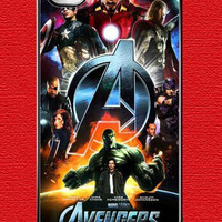 iPhone 4  case and iPhone 4s Case  iphone 4 Cover the Avengers 2,Iphone 4s cover plastic case