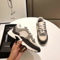 New Fashion Double C Low Top Sneaker Reference #229 - Ready Stock