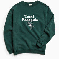 Insight Total Paranoia Crew Neck Sweatshirt | Urban Outfitters