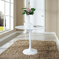 "Lippa 36"" Fiberglass Dining Table"