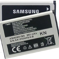 SamSUNG OEM AB463651BA BATTERY FOR M330 M340 R450 R451c M540 M550 T559 RANT