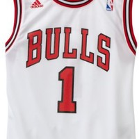 NBA Chicago Bulls Derrick Rose Replica Home Jersey - R28E5Bb5 Youth