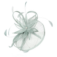 Nigel Rayment Lily Flower Fascinator
