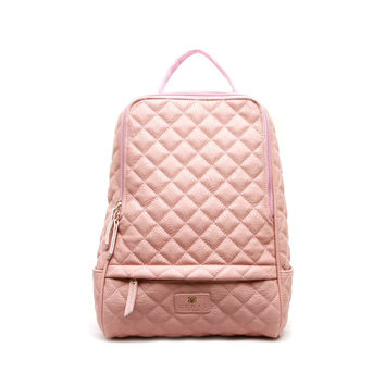 Cougar Quilted Backpack