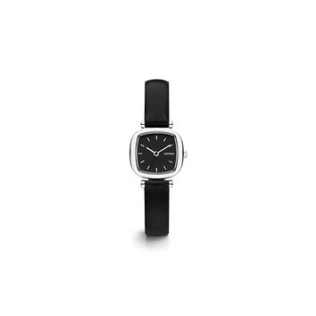 Komono - Moneypenny Black Silver  Watch /  Lenses