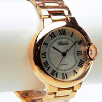 Time After Time Roman Numeral Watch