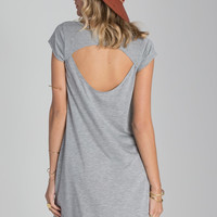 Billabong - Moon Shadow Dress | Athletic Grey