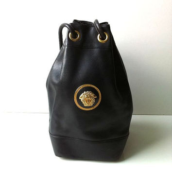Gianni Versace Couture Medusa Bag