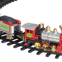 Christmas Express Tree Train Set