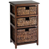 Jolie Single Chest - Brown