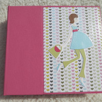 6x6 Pregnancy Scrapbook Photo Album