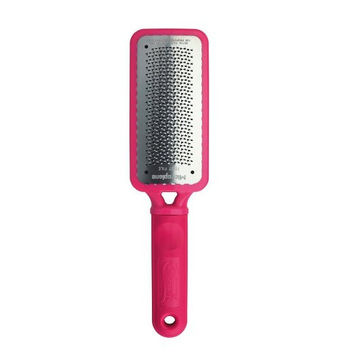 Microplane Colossal Pedicure Rasp, Pink