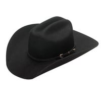 Twister Mens Dallas Black Felt Cowboy Hat