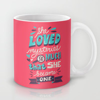 Paper Towns: Mysteries Mug by Risa Rodil