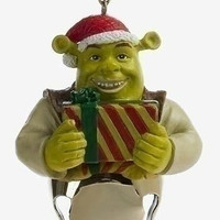 24 Christmas Ornaments - Shrek