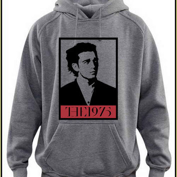 the 1975  custom crewneck hoodie for unisex