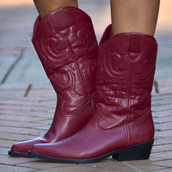 Southern Sass boots