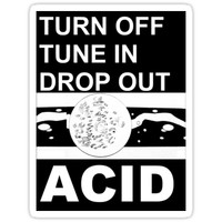 ACID Design - Tune in Drop Out Turn Off by SUPERSCREAMERS