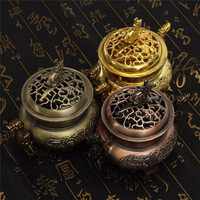 Craft Mini Alloy Antique Incense Burner