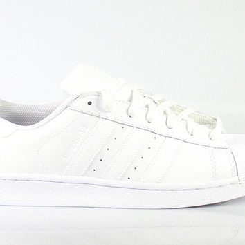 Adidas Men's Superstar White
