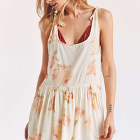 Kimchi Blue Shirley Tie-Shoulder Babydoll Dress - Urban Outfitters