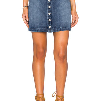 Tularosa Lucy A-Frame Skirt in Queensland