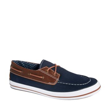 ASOS Boat Shoes in Canvas