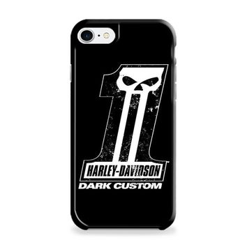 Harley Davidson Dark Custom iPhone 6 Plus | iPhone 6S Plus Case