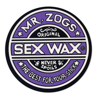 "Sex Wax 9.5"" Sticker"