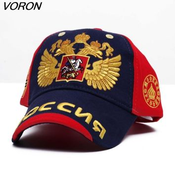 Trendy Winter Jacket VORON 2017 New For Olympics  Sochi Bosco Baseball Cap Snapback Hat Sunbonnet Sports Casual Cap For Man And Woman Hip Hop AT_92_12