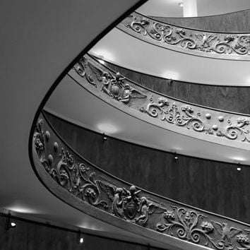The Vatican Spiral Staircase