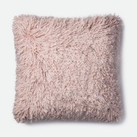 Loloi Pink Decorative Throw Pillow (P0470)