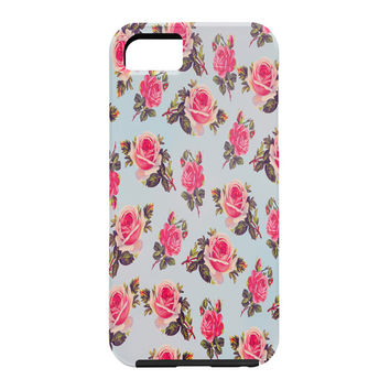 Allyson Johnson Pink Roses Cell Phone Case