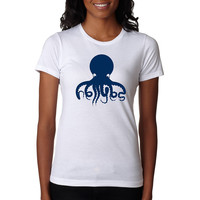 Hell Yes Octopus. Women'S T-Shirt. - The Shayski Shop
