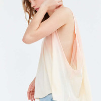 Ecote Dara Drapey Muscle Tank Top | Urban Outfitters