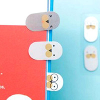 Cute Walrus Shaped Memo Post-it Sticky Bookmark Note Tabs | Cute and Affordable Animal Shaped Paper Goods
