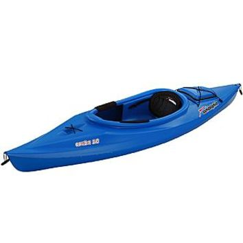 Sun Dolphin Aruba 10' Sit-In Kayak - Blue - Fitness & Sports - Outdoor Activities - Fishing - Fishing Boats & Rafts