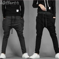 iOffer: Men's Harem Pants Casual Sports Dance Trousers for sale