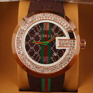 ac NOVQ2A NOVQ2As : GUCCI Diamond, noble, hot sale  watch